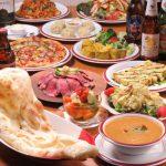 インド・ネパール料理 お持ち帰り専用カウンターでスムーズ