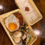 鶏ダイ弁当、駅前クリシマ前で販売